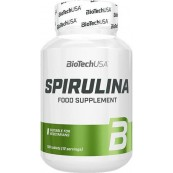 Biotech Spirulina 100 tabs