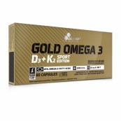 Olimp Sport Nutrition Gold Omega 3 Sport Edition 120 Caps