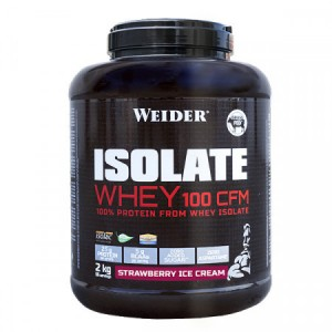 Weider - Isolate Whey 100 CFM - 2kg