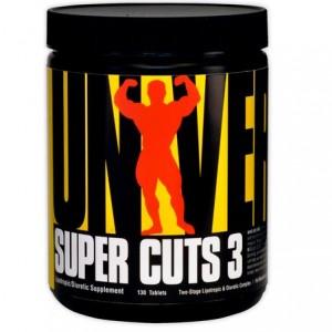 Super Cuts 3 130 caps