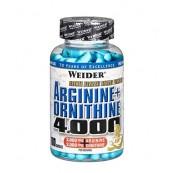Arginine+Ornithine 4.000 180 caps