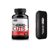 Thermo Cuts 100caps + Pill Box ON Gratis !!!
