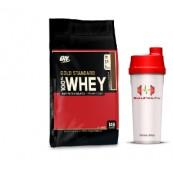 100% Whey Gold  4.5Kg + Shaker SupliMax Gratis !!!