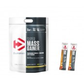 Super Mass Gainer 5.4Kg + 2 x Mass Gainer Protein Bar GRATIS !!!