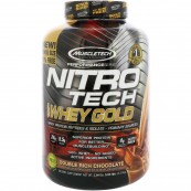 Muscletech Nitro-Tech Whey Gold (2.51 Kg)