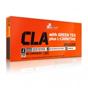 CLA with Green Tea 60caps