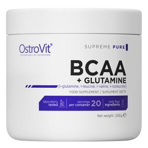 Ostrovit BCAA + Glutamine 200 gr