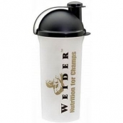 Shaker Weider transparent 500ml